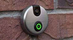 WLAN-Türklingel mit Kamera und Gegensprechanlage lässt Smartphone klingeln