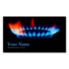 Business card with photo for Plumbing & Gas Inspectors, Oil & Gas Pipeline Engineers, Gas Services Coordinators, Gas Fitters Photo: maigi :: http://www.zazzle.com/gas_inspector_business_card-240045566801943968?rf=238275595751652200&tc=pinterest
