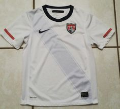 NIKE USA National Team Soccer Jersey