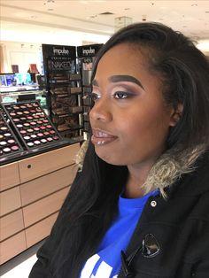 Makeup MAC style