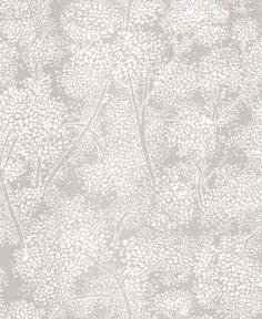 Woodsford - dove grey wallpaper