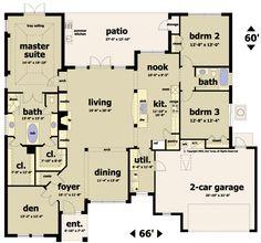House Plan 64-107
