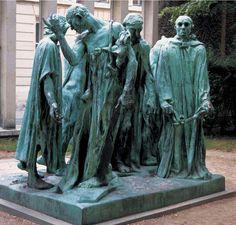 Rodin - Burghers of Calais