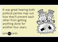 so stinking true!  I do not like politics, like not even a little bit.