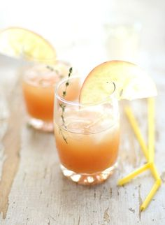 21 Big-Batch Cocktails To Get Your Family Drunk On Thanksgiving (pictured: Cider Rum Punch)