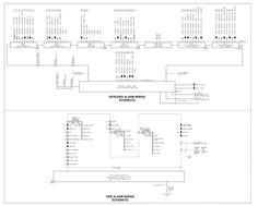 Wiring Diagram For Fire Alarm System With Schematic Of