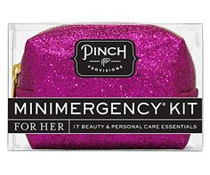 Shop Travel Essentials: PINCH Provisions Minimergency Kit, $28