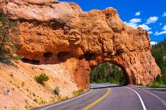 View an itinerary for visiting all 5 Utah national parks: Arches, Bryce Canyon, Canyonlands, Capitol Reef, and Zion.