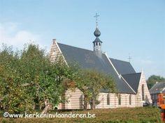 dit is een van de 3 Kerken die we hebben in Herentals