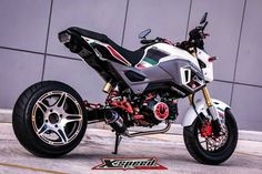 Honda Grom 125, Grom Bike, Pit Bike, Honda Msx, Moto Car, 4 Wheelers, Bikes For Sale, Go Kart, Custom Bikes