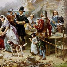 Details about of the first thanksgiving on plymouth.decor Home Office art - Thanksgiving Wallpaper Origin Of Thanksgiving, Thanksgiving Facts, Thanksgiving History, First Thanksgiving, Thanksgiving Traditions, Thanksgiving Parties, Thanksgiving Greeting, Thanksgiving Wallpaper, Pilgrims And Indians