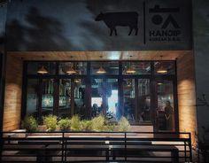 Night shot & friday vibes @hanjipbbq #hanjipbbq #culvercity #sooncome #koreanbbq #rehearsalsrehearsals @frenchyfoody @seoulsausage_aka_chris @christinahklee @aprilroseruaburo