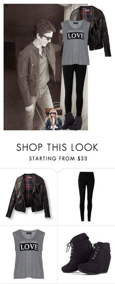 """""""Chill day with brother Milles"""" by mbrownie1231 ❤ liked on Polyvore featuring Max Studio and Carmakoma"""