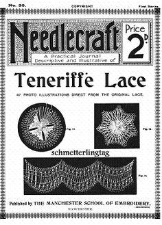 Merletto di Teneriffe