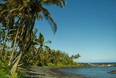 Kings Landing - Green Sand beach, #Hawaii #BigIsland