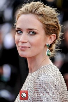 Emily Blunt at Cannes 2015