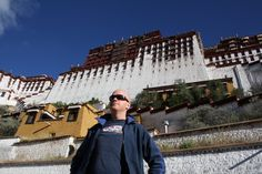 Potala Palace, Lhasa Tibet. Home of the Dhalia Lama before his exile