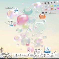 Soap Bubbles No1 {PU} :: Elements :: Memory Scraps