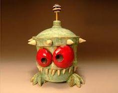 Afbeeldingsresultaat voor james de rosso ceramic monsters