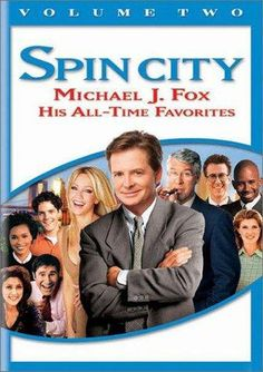 Spin City (TV Series 1996–2002)