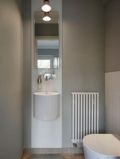 Small #bathroom but does the job perfectly