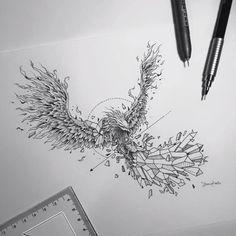 Geometric Beasts | Phoenix