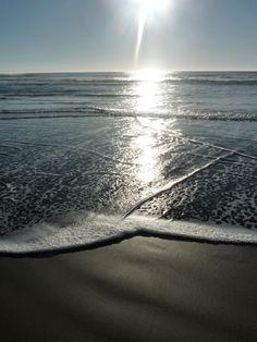 omdat ik ontzettend kan genieten van de zee