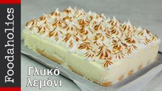 Fruit Pie, Greek Recipes, Vanilla Cake, Sweets, Cooking, Desserts, Trust, Food, Kuchen