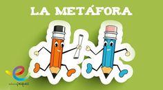 Metáfora como recurso literario - Educapeques