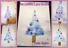 Preschool Christmas, Kids Christmas, Xmas, Theme Noel, Holidays And Events, Art Projects, Triangles, Blog, Toddler Christmas