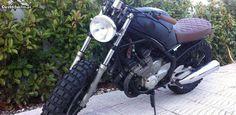 Yamaha XJ 600 S Diversion - Scrambler - à venda - Motos & Scooters, Porto - CustoJusto.pt