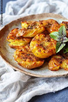 Pierogi, Impreza, Good Food, Food And Drink, Potatoes, Fit, Recipes, Shape, Potato