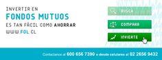Busca, Compara e Invierte en www.fol.cl