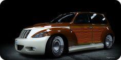 2004 Chrysler PT Cruiser Woody GT   Flickr - Photo Sharing!
