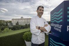 Pullmantur presenta su menú creado por el galardonado Chef Paco Roncero
