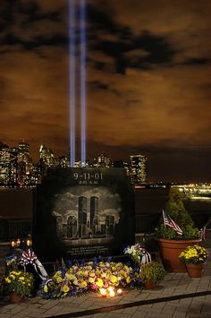 9-11 Monument -  New York City
