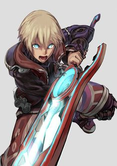 Anime Manga, Anime Guys, Xenoblade Chronicles Wii, Xeno Series, Nintendo Super Smash Bros, Hype Wallpaper, Adventure Time Characters, Best Rpg, Armor Concept