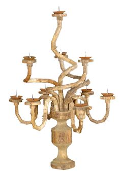 What a funky piece ,made from driftwood!  Simply delightful!