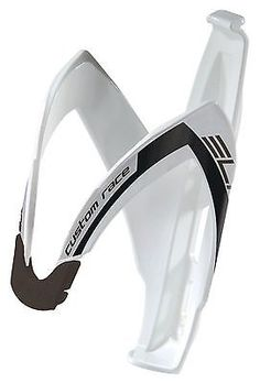 Elite #custom race cycling bicycle bike #drinks water bottle cage holder - #white,  View more on the LINK: http://www.zeppy.io/product/gb/2/201223281098/
