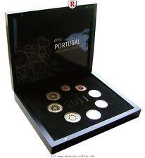 RITTER Portugal, Euro Kursmünzensatz KMS 2011, PP #coins