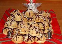 Košíčky jinak Gingerbread Cookies, Christmas Cookies, Muffin, Rum, Latte, Desserts, Food, Gingerbread Cupcakes, Xmas Cookies