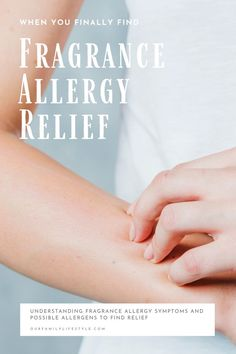 It took me years to discover I was allergic to fragrances and Sulfates, so I'm sharing my fragrance allergy symptoms and allergens. Allergy Relief, Best Fragrances, Wellness Quotes, Allergy Symptoms, Runny Nose, First Pregnancy, Lose My Mind, Sensory Activities, Safety Tips