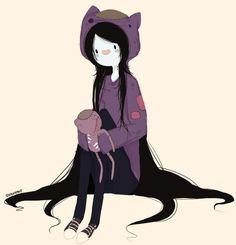 Marceline dresses as Hambo - Ice King and Marceline Club Fan Art ...