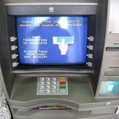 buy an atm machine for my business