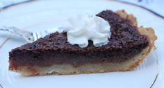 Minnie's Chocolate Pie from THE HELP   Amanda Jane Brown