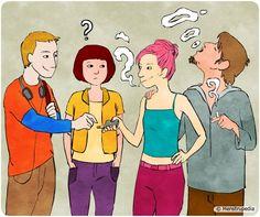 Peer Pressure: Those emotional changes during puberty.