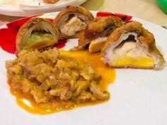 Meat, Chicken, Food, Mushrooms, Essen, Meals, Yemek, Eten, Cubs