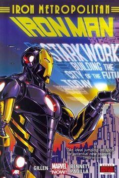Iron Man 4: Iron Metropolitan (Iron Man)
