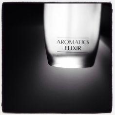 Sortilèges du chypre dans la nuit: Aromatics Elixir. #parfum du soir #Clinique  #scent of the night