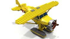 LEGO Ideas - Tintin Airplane. If you have a LEGO.com Idea's account then please support! :D :D :)